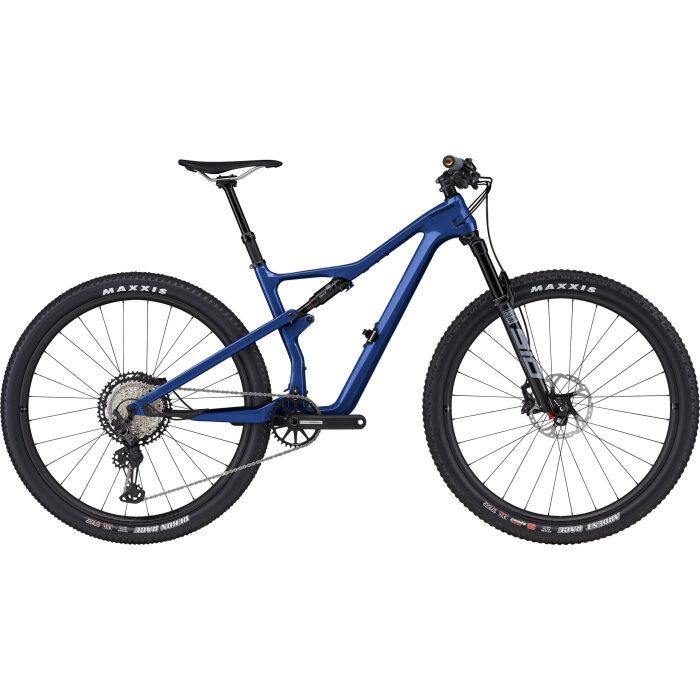 Cannondale Scalpel Carbon SE 1 blau