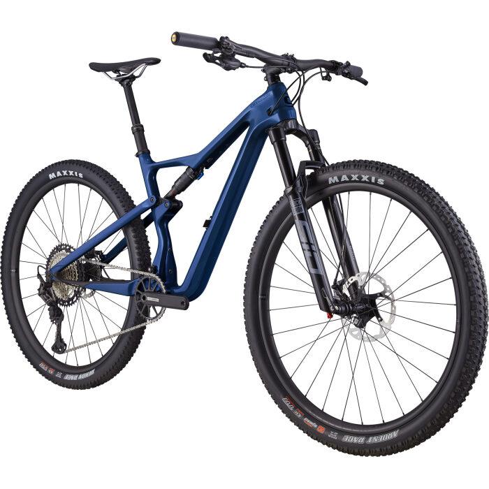 Cannondale Scalpel Carbon SE 1 blau seite