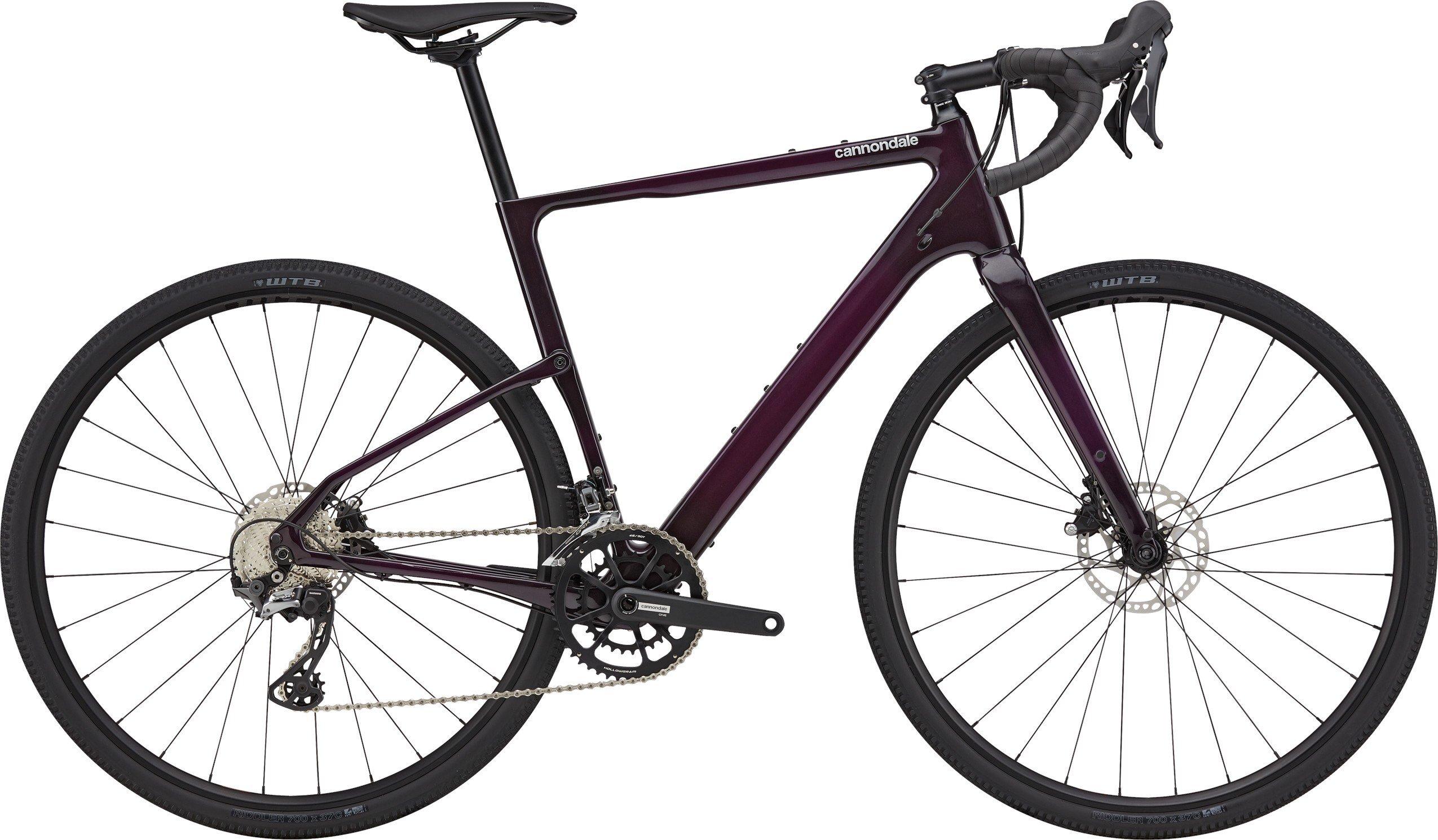 Cannondale Topstone Carbon 5/21 Purple