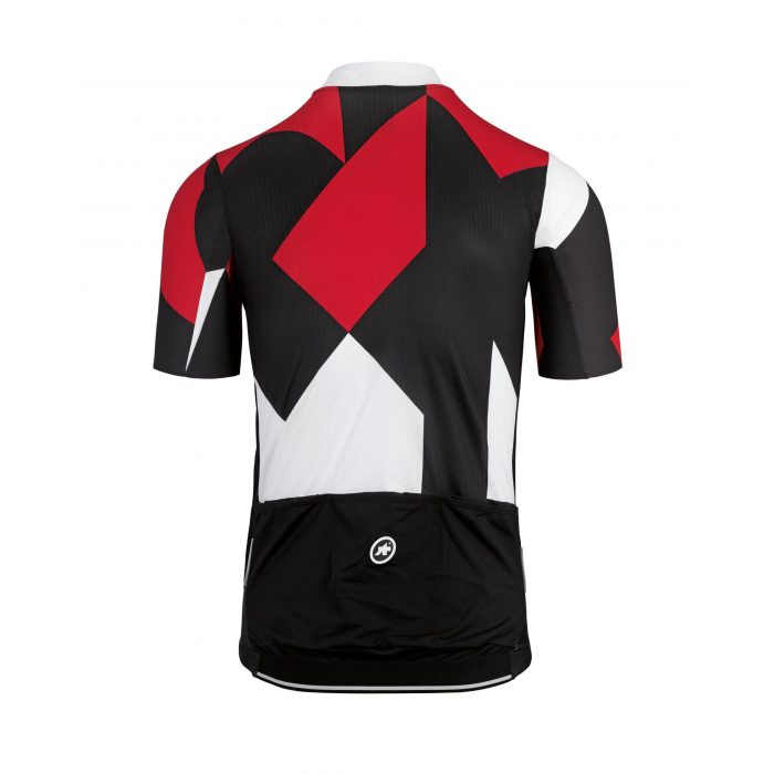 Assos Rock SS Jersey Men Red Back scaled