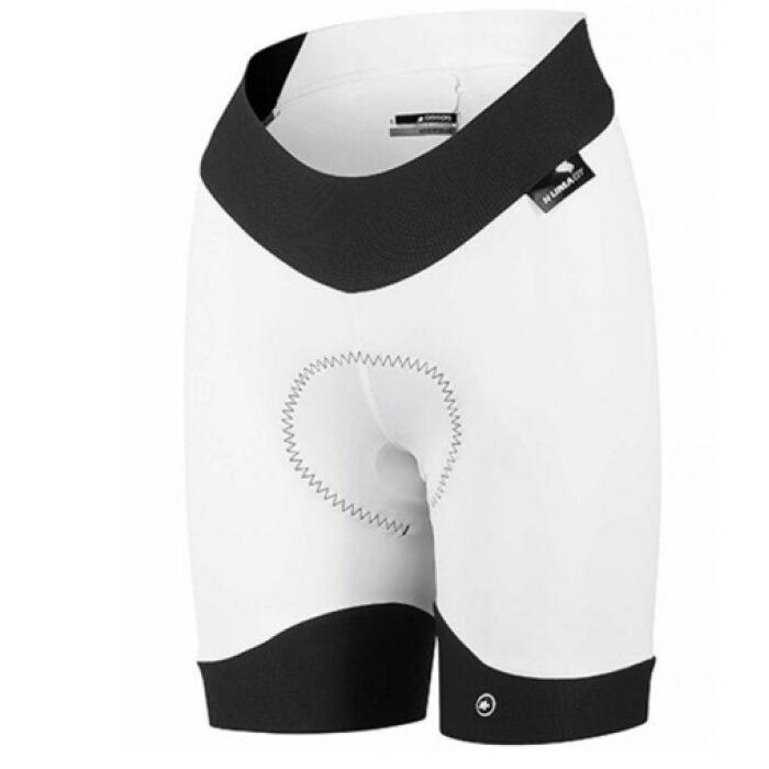 Assos Uma GT Half Shorts weiss