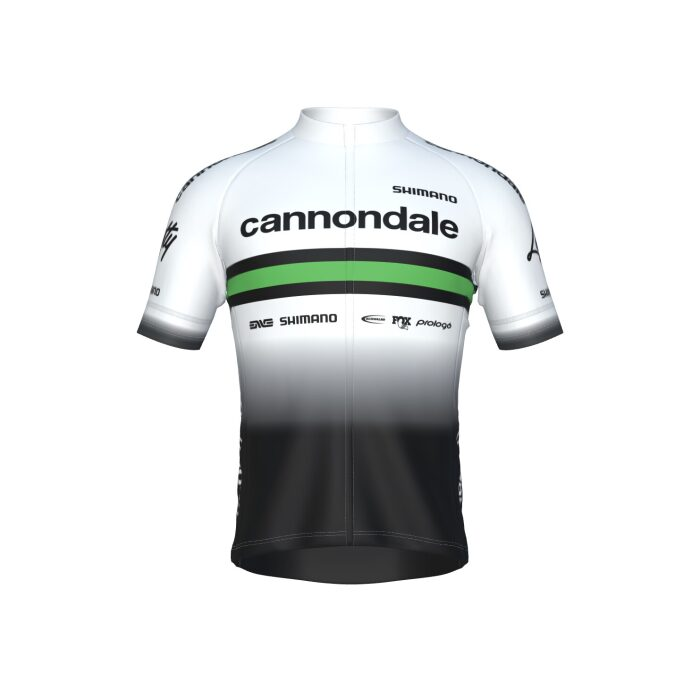 Cannondale CFR Team Replica Jersey 2020 Weiss