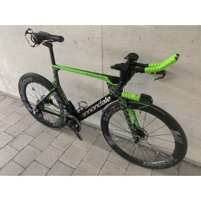 Cannondale SuperSlice Occasion Gruen scaled