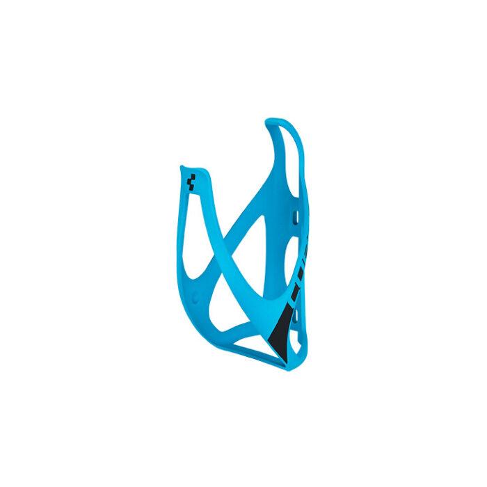 Cube Flaschenhalter blau matt