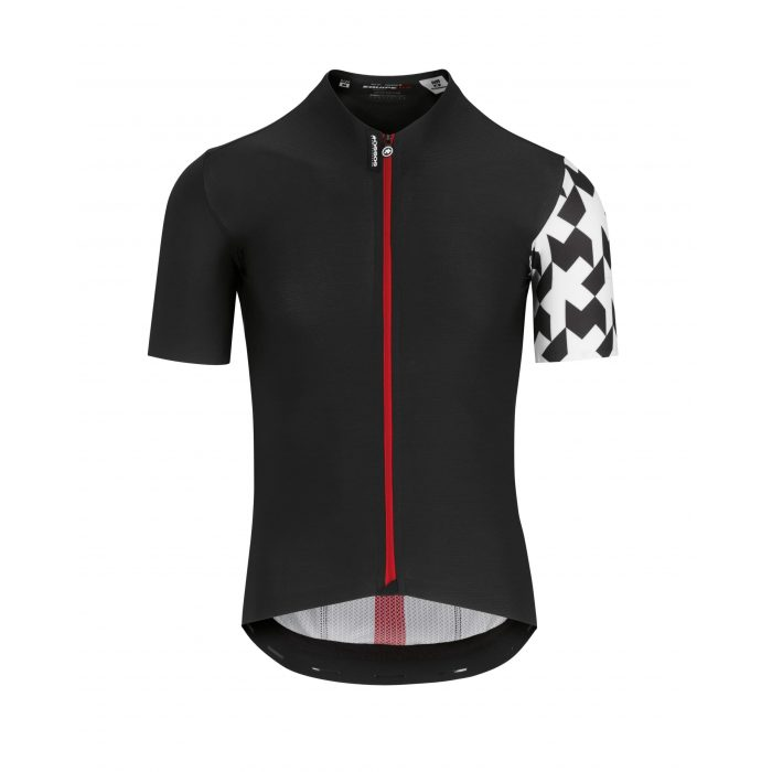 Equipe RS Aero SS Jersey Black Assos scaled