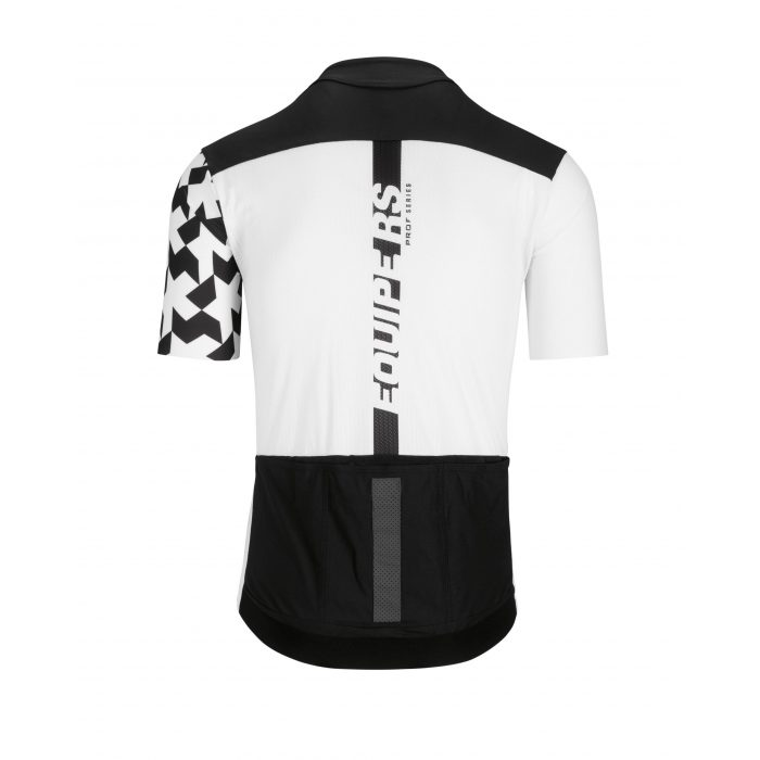 Equipe RS Aero SS Jersey Weiss Assos Back scaled