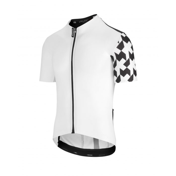 Equipe RS Aero SS Jersey Weiss Assos Seite scaled