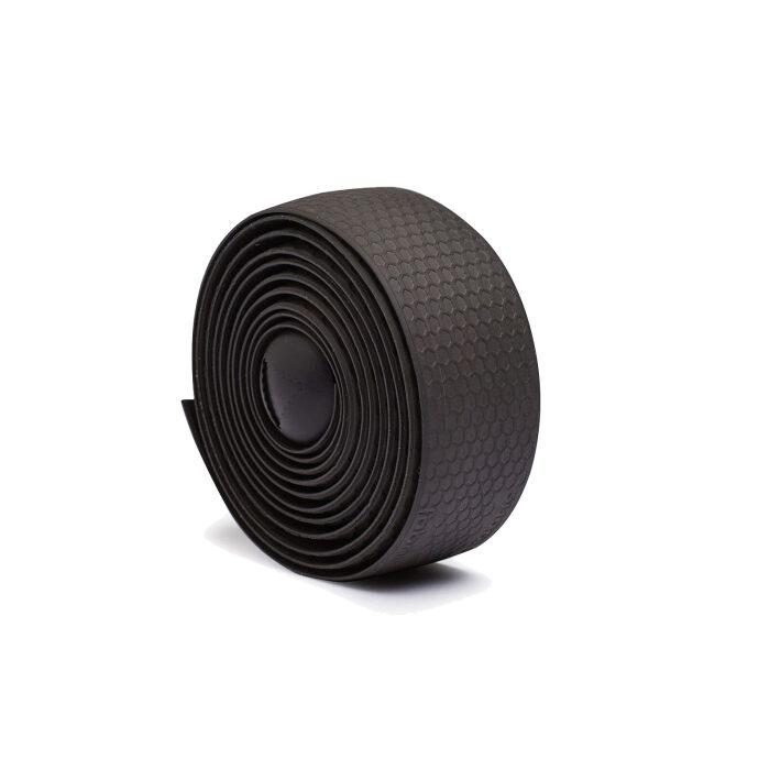 Fabric Silicone Bar Tape Black