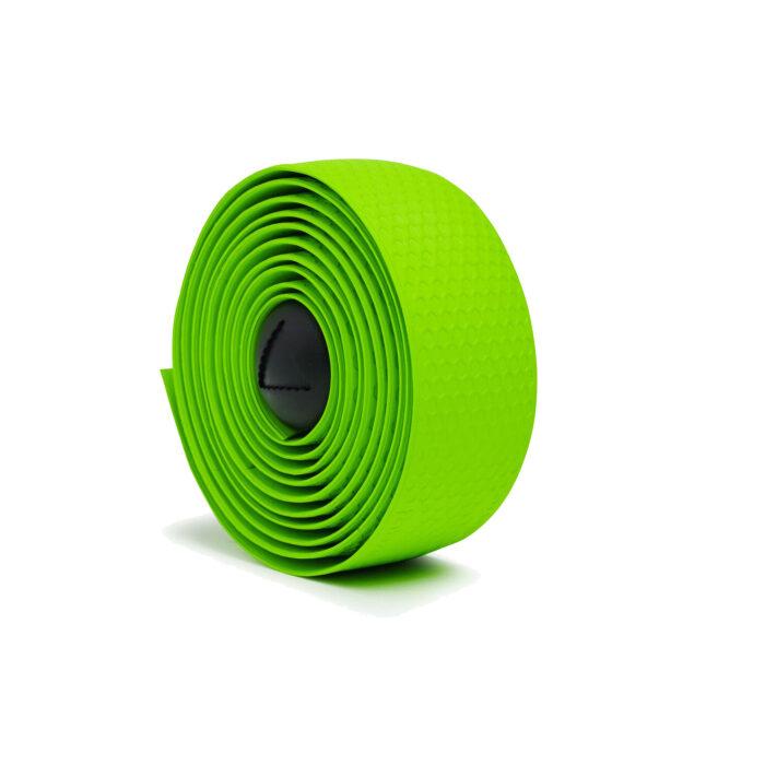 Fabric Silicone Bar Tape Green