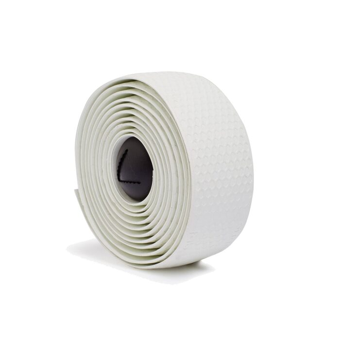 Fabric Silicone Bar Tape White