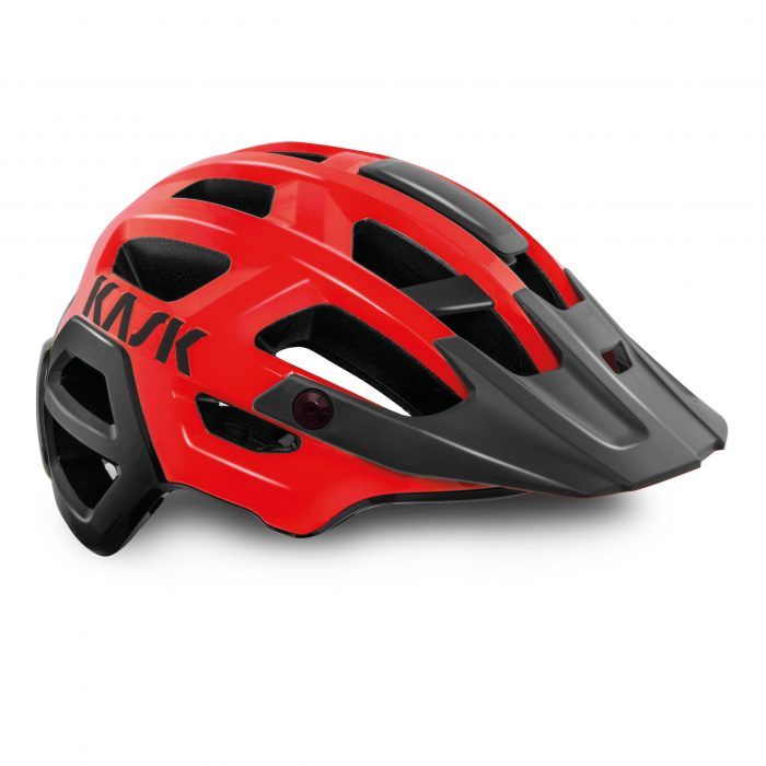 Kask Rex Red scaled