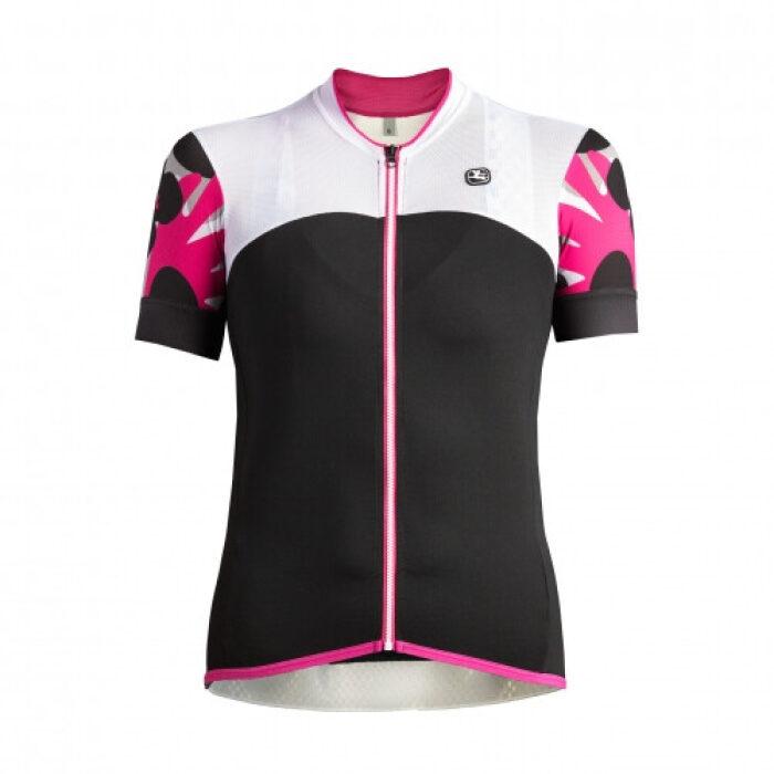 Lungo Women Jersey Giordana pink