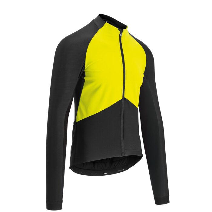 Mille GT Jacket Gelb Assos Seite scaled