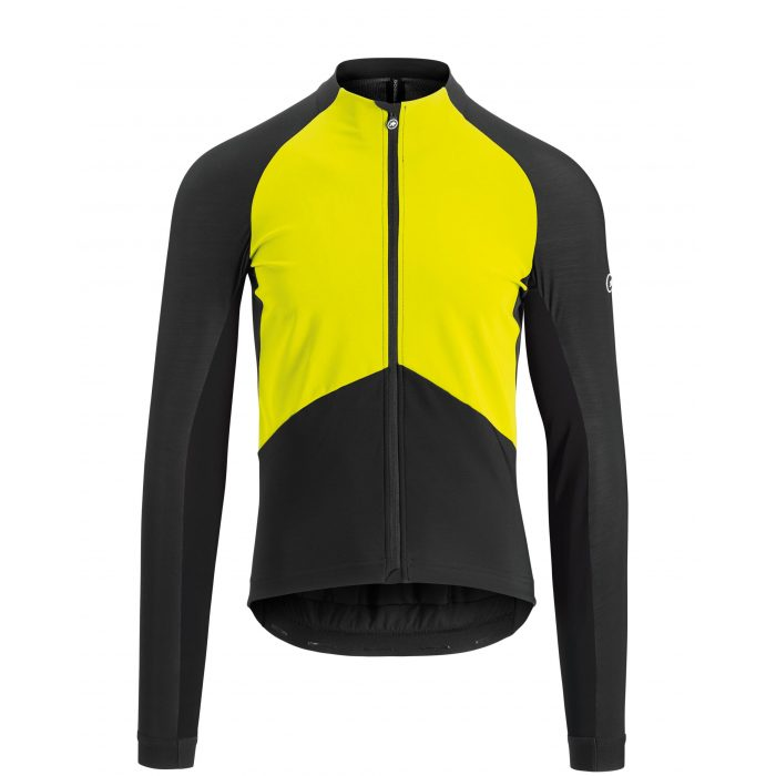 Mille GT Jacket Gelb Assos scaled