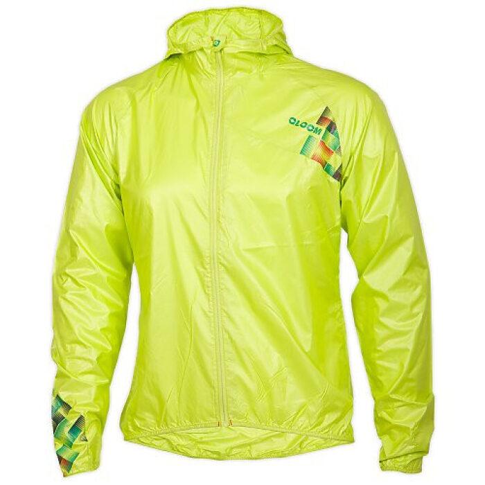 Qloom Roebuck Bay Jacket Lime