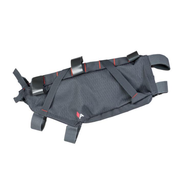 Roll Bag Bikepacking Grey