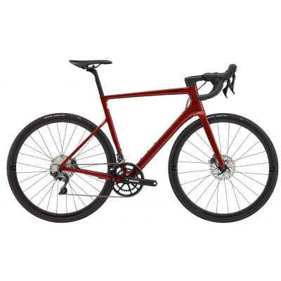 S6 HM Disc Ultegra 21 Cannondale Red