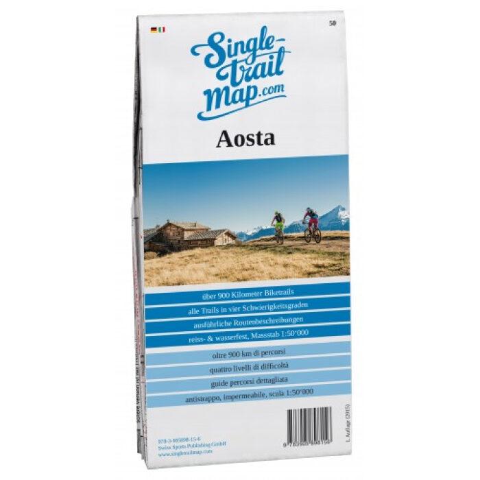 Singletrailmap Aosta 050