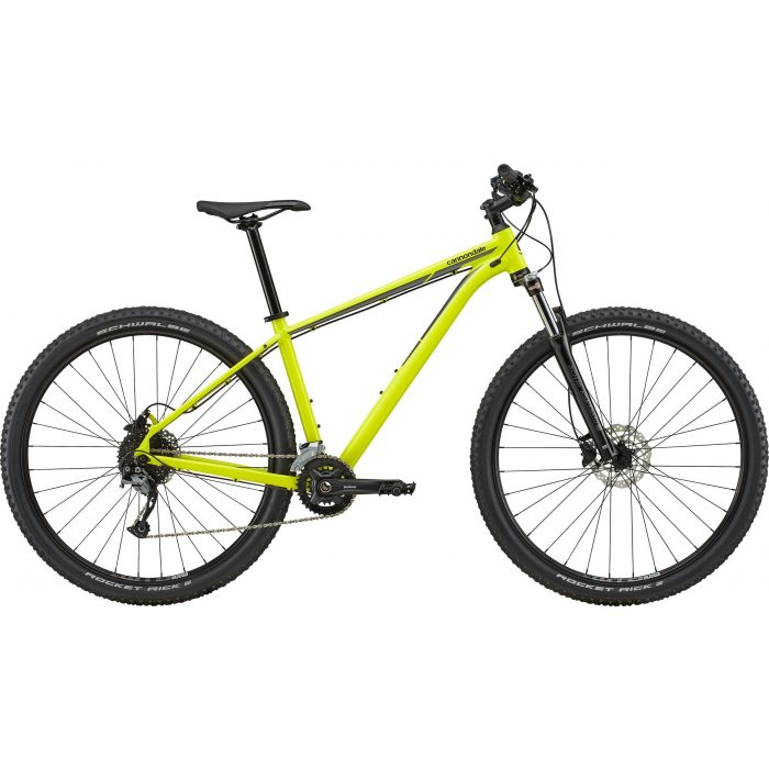 Trail 6 Yellow Cannondale 2020