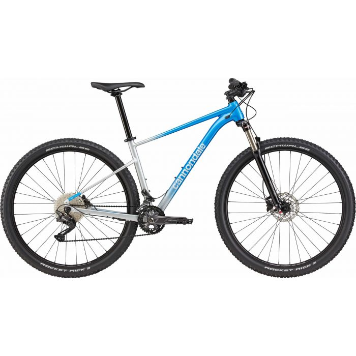 Trail SL 4 Cannondale 21 Blue