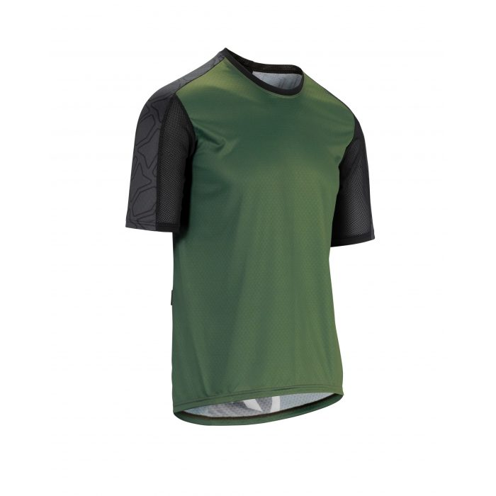 Trail SS Jersey Men Green Seite scaled