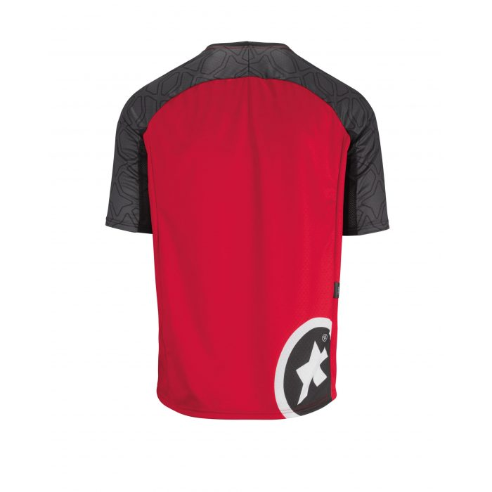 Trail SS Jersey Men Red Back scaled
