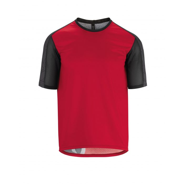 Trail SS Jersey Men Red scaled