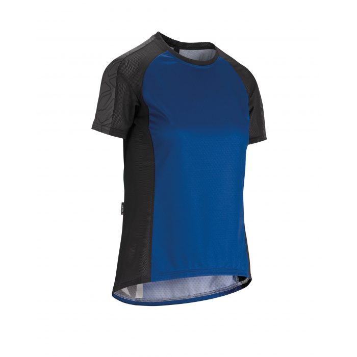 Trail Women SS Jersey Blue Seite scaled