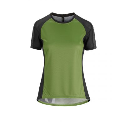 Trail Women SS Jersey Green scaled