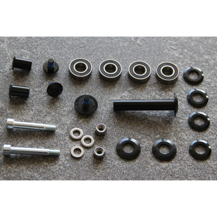 cannondale scalpel 100 kit hardware