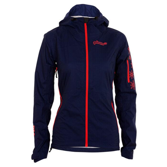 qloom glacier peak jacket women
