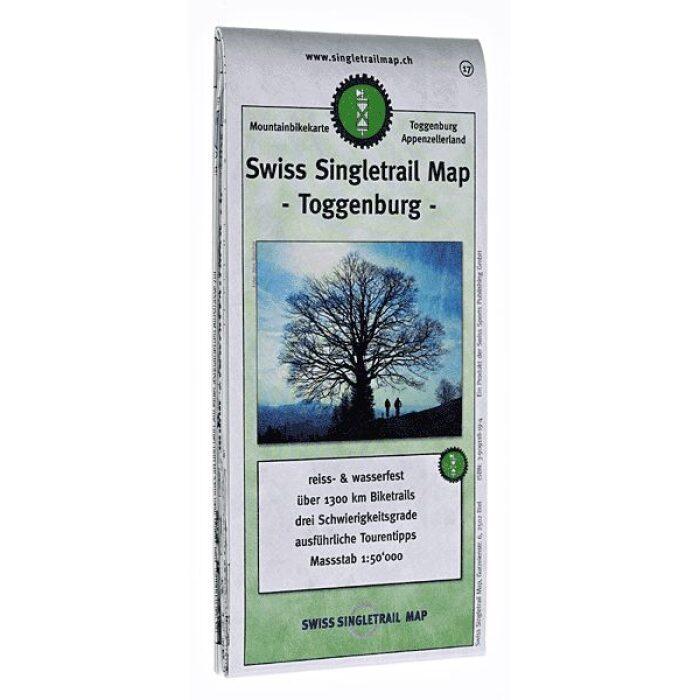 singletrail map 17 toggenburg