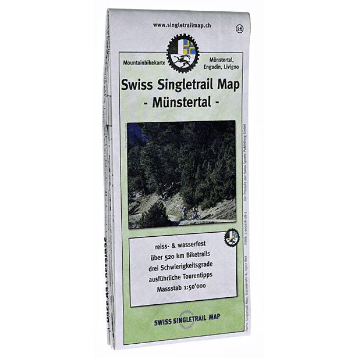 singletrail map 26 muenstertal