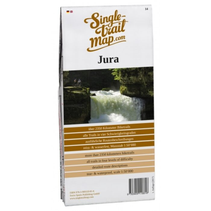 singletrailmap 014 Jura