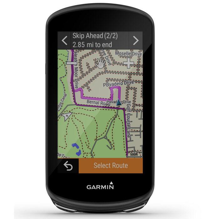 Garmin Edge 1030 Plus GPS Radcomputer 3