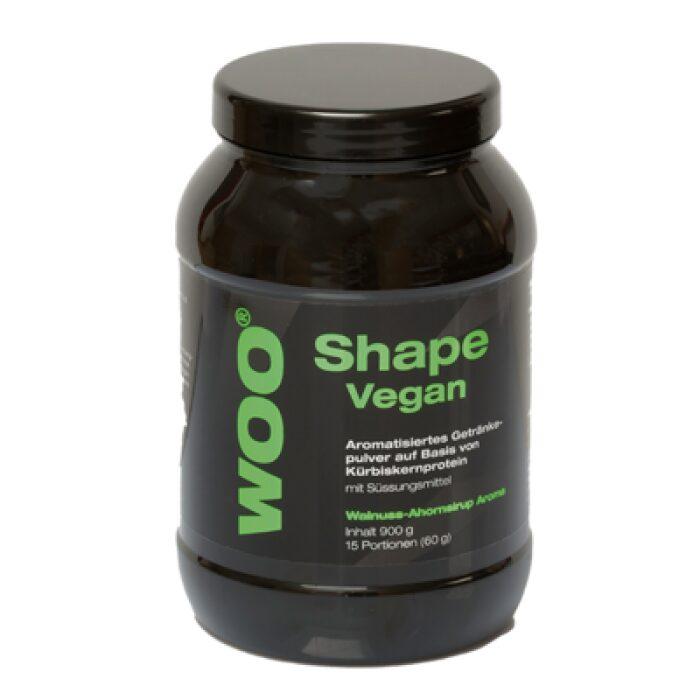 woo shape vegan