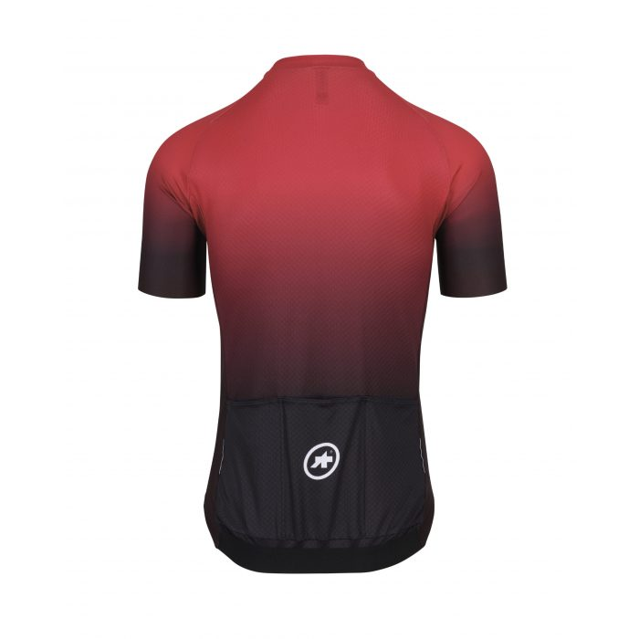 MILLE GT Summer SS Jersey c2 rot Back scaled