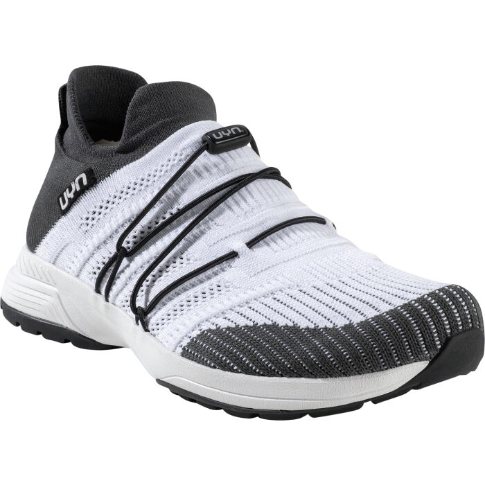 UYN Lady Free Flow Tune Shoes white grey 1