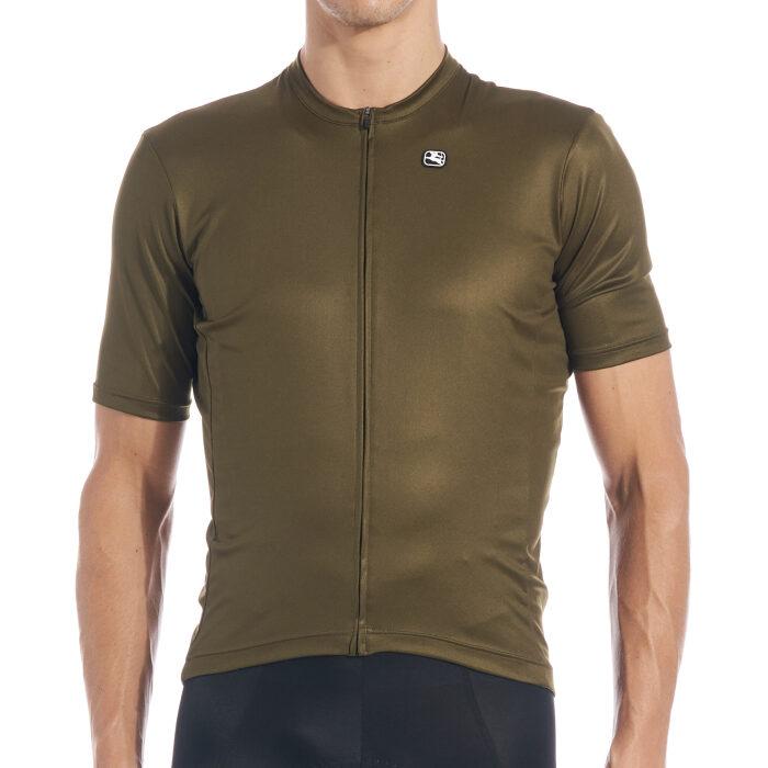 Giordana Fusion Olive Jersey
