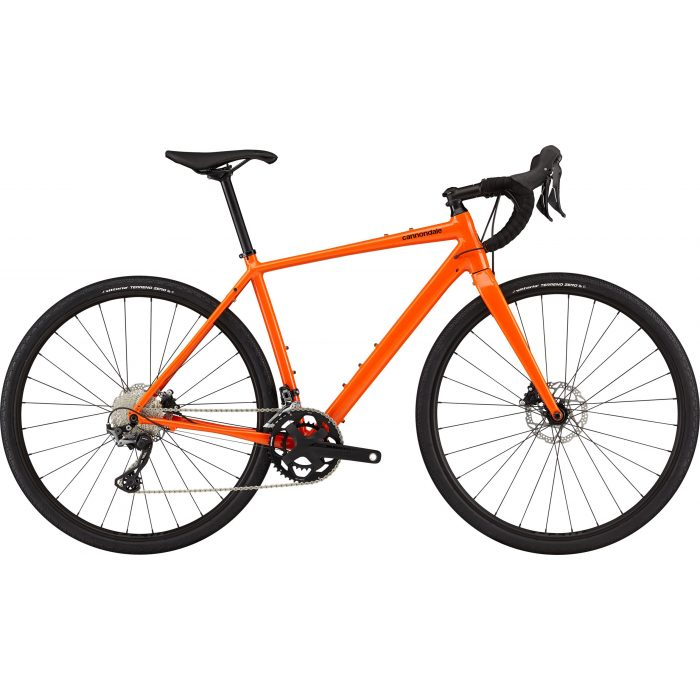 Cannondale Topstone 1/21 Orange