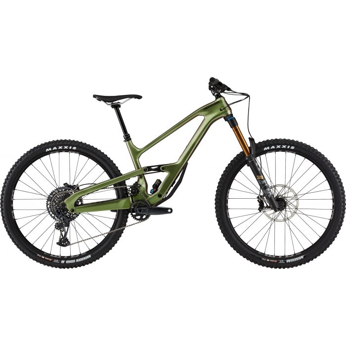 Cannondale Jekyll 1 Green 2022