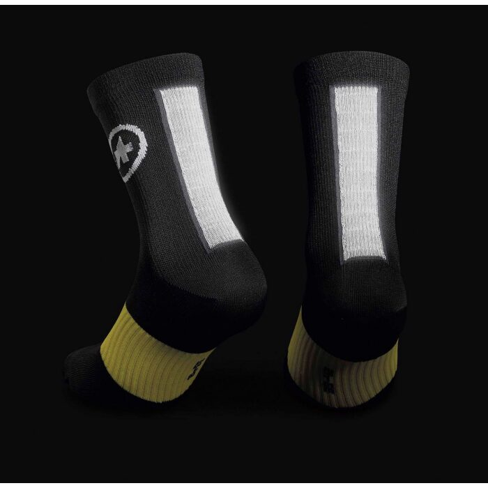 Assos Socks Reflektor