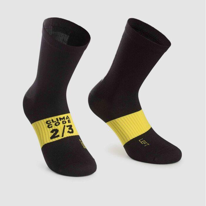 Assos Spring Fall Socks