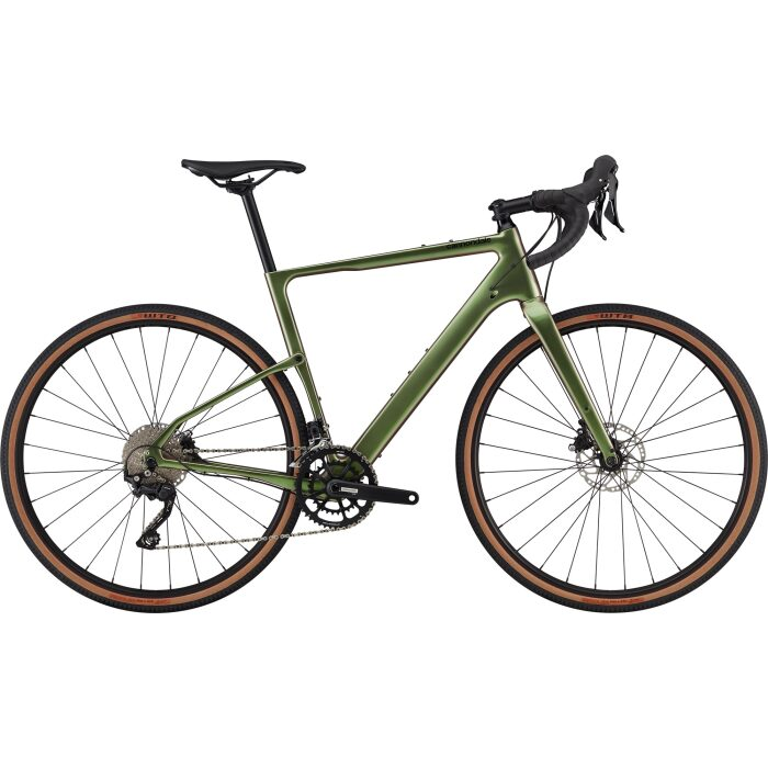 Cannondale Topstone Carbon 6 Beetle Green
